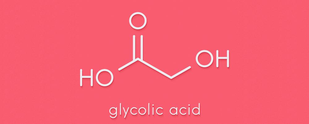 acido glicolico para a pele